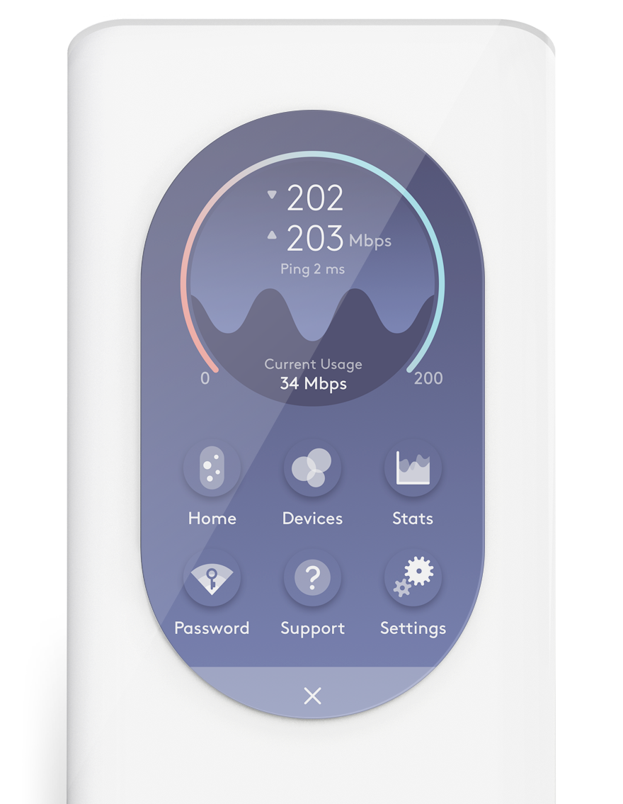 A New WiFi Experience - Starry Station Touchscreen Router